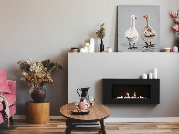 Figure out How a Wall Mounted Electric Fire Can Improve Your Home