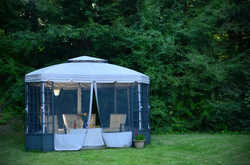 Mosquito Netting For Gazebo – Building The Perfect Gazebo For Your Garden