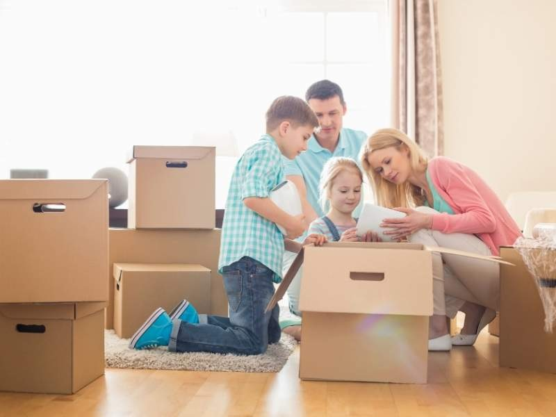 Moving a Home is Very Hectic Work to do But Moving Companies Help Us