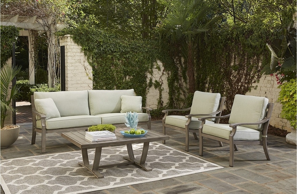 Why Cast Aluminum Furniture is Ideal For Your Outdoor Setting?