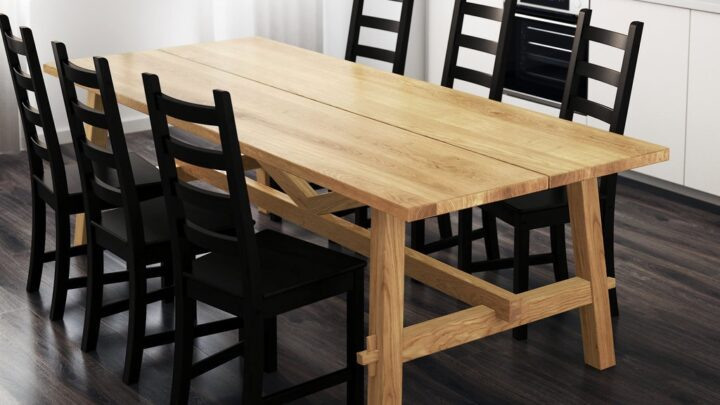 All you know about Dining Tables